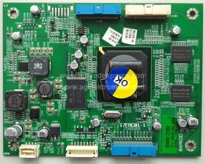17FRC01-1 , 20464401 , 20464402 , VESTEL , 100 Hz KART