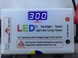 LED - LED TV LED ÇUBUK TEST CİHAZI , LED AYDINLATMA TEST CİHAZI , LED TV BACKLIGHT TESTER , LED LIGHT BAR LAMP TESTER , 0-300 VOLT DC