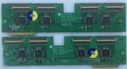 LG - 6871QDH052B , 6871QDH051B , 6870QFE007C , 6870QFE007B , LG , 42V5 , Buffer Board , Buffer Kart