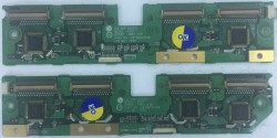 LG - 6871QDH085A , 6870QFE014B , YDRV_BTM , 6871QDH084A , 6870QDE014B , PDP 050511 , 42V7 , LG , Buffer Board , Buffer Kart