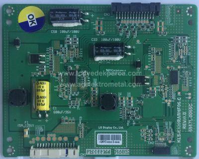 6917L-0065C , KLS-E320RABHF06 C REV0.0 , LC320EUN SD U1 , Led Driver Board , Led Sürücü Kartı