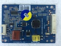 LG - 6917L-0126A , PPW-LE32RH-O REV0.7 , LC320DXN SF R2 , Led Driver Board , Led Sürücü Kartı
