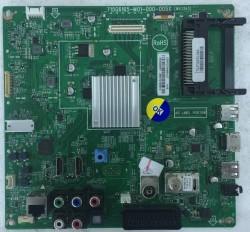 PHILIPS - 715G6165-M01-000-005X , (WK:1343) , Philips , 42PFK6309 , /12 , LED , LC420DUN-PG-A1 , Main Board , Ana Kart