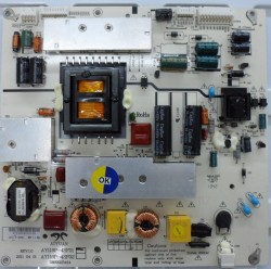 Sunny Axen - AY118P-4SF01 , 3BS0025414 , Sunny , LC420DUN SF U2 , LC420DU SF R2 , SN042DLD12AT022-SMF , SN042DLD12AT022-TMF , AX042DLD12AT022-SSDMF , SN040DLD12AT022-SMF , 42DLD12AT022 , Power Board , Besleme Kartı , PSU