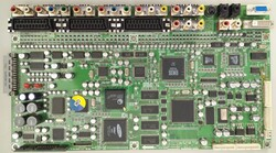 SAMSUNG - BN41-00375 , D , PS42P4A , SAMSUNG , PC-42P4AX , FPP42C128UC-57 , Main Board , Ana Kart