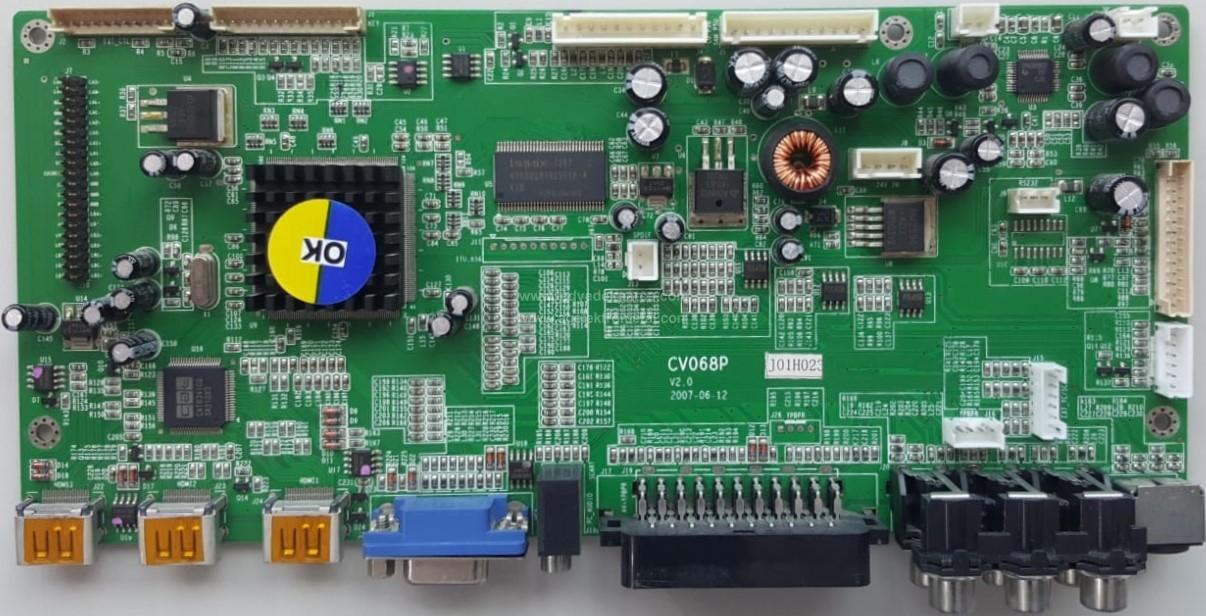 CV068P , J01H023 , PDP42S1M213 , CSM4211PLD , Main Board , Ana Kart