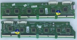 LG - EBR69839105 , EAX62846502 , YDRVTP , EBR69839205 , EBR69839204 , EAX62846602 , YDRVBT , 50R3 , LG , Buffer Board , Buffer Kart