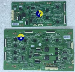 LG - EBR71507601 , 3PHGC10004A-R MASTER , PCLF-L910A REV1.1 , EBR71507701 , 3PHGC20002A-R SLAVE , PCLF-L910B REV1.1 , LG , Led Driver Board , Led Sürücü Kartı