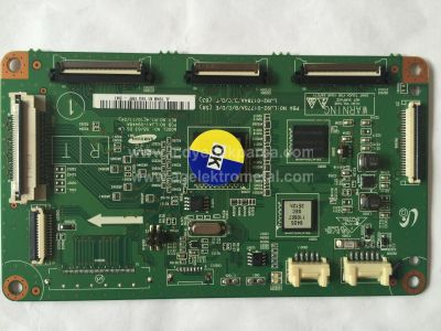LJ92-01775A/B/C/D/E (58) , LJ92-01784A/B/C/D/E (63) , LJ41-09448A , 58/63 DS LM , Samsung , PS64D8000FSXTK , S63FH-YB06 , Logic Board , T-con Board