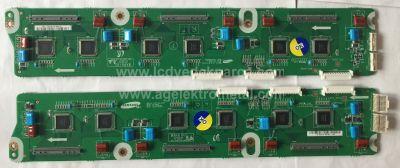 LJ92-01791A/B/C/D , LJ41-09461A , 63 DS YB-UP (4L) , LJ92-01792A/B/C/D , LJ41-09462A , 63 DS YB-LOW (4L) , Samsung , PS64D8000FSXTK , PS64D8090 , S63FH-YB06 , Buffer Board , Buffer Kart