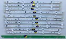 Sunny Axen - SAMSUNG , LTA400HM23 , SUNNY , 40 INCH , SVS400A79 , LJ96-06091D , 10 ADET LED ÇUBUK