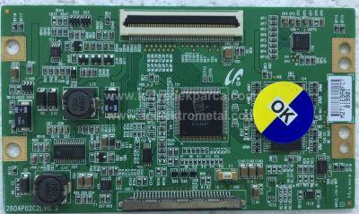 260AP02C2LV0.2 , LTA260AP02 , Logic Board , T-con Board