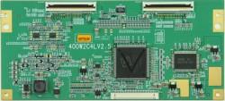 SAMSUNG - 400W2C4LV2.5 , LTY400W2-L06 , Logic Board , T-con Board