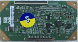AUO - 26T04-C00 , T260XW03 V2 , T260XW03 V2 , Logic Board , T-Con Board