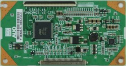 AUO - 07A35-1A , T260XW03 V2 , Logic Board , T-Con Board