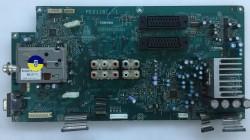 TOSHIBA - V28A00016501 , PE0118 , PE0118A-1 , TOSHIBA , 32WL66Z , LCD , LC320W01 SL 17 , Main Board , Ana Kart